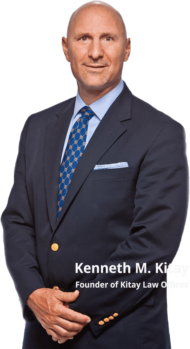 Ken Kitay - Founder of Kitay Law Offices