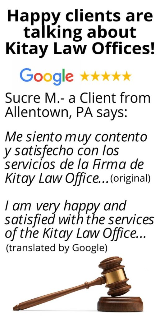 Allentown Employment Law Review - Kitay Law Offices (Mobile)