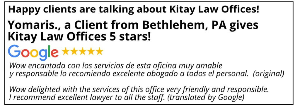 Bethlehem Employment Law Review - Kitay Law Offices