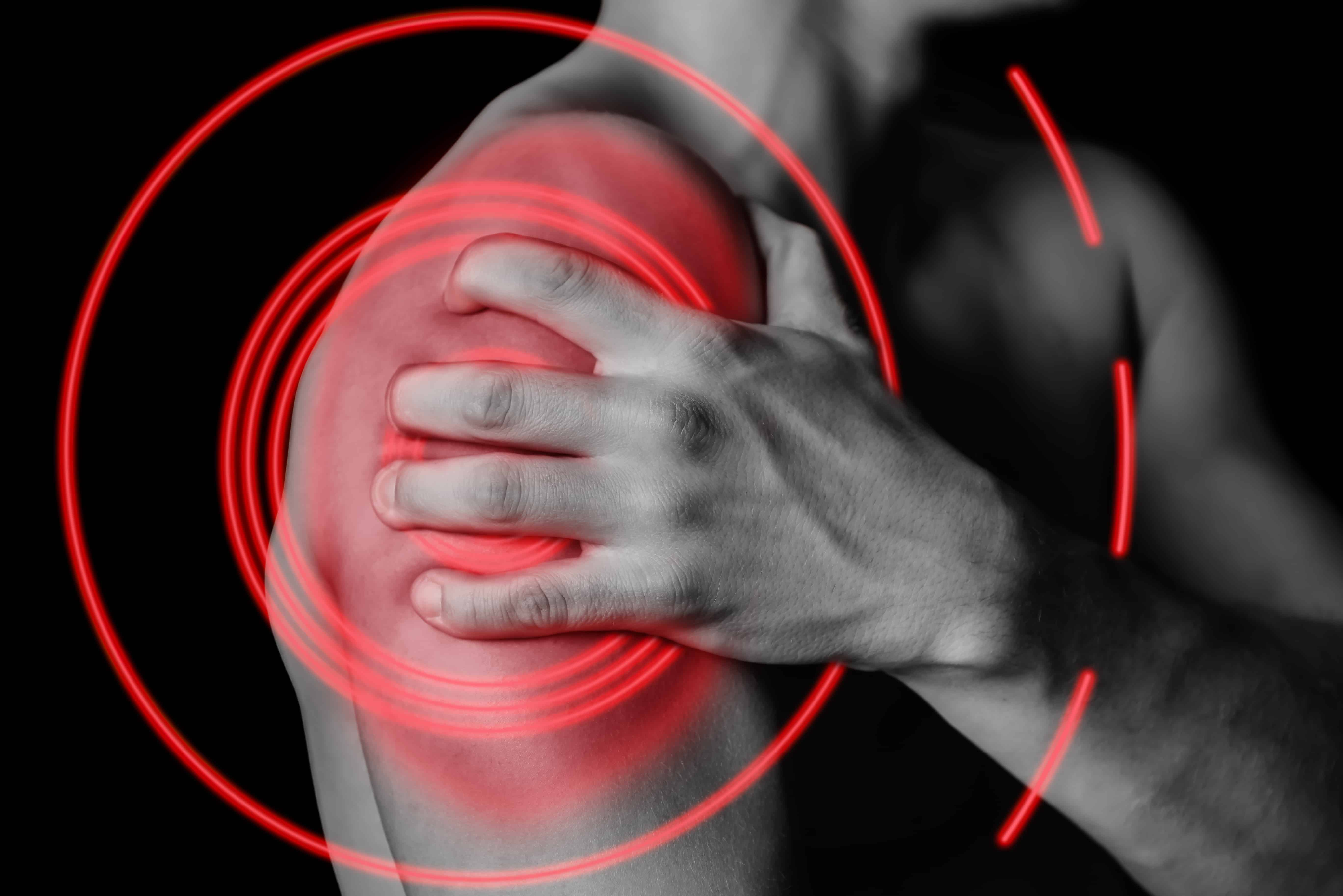 Workers' compensation for shoulder pain