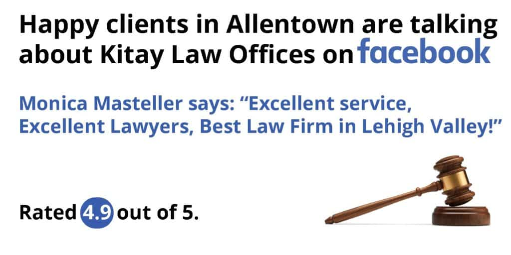 Allentown DUI Lawyers Review - Kitay Law Offices