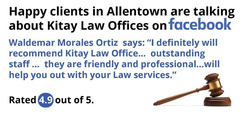 Bethlehem DUI Lawyers Review - Kitay Law Offices
