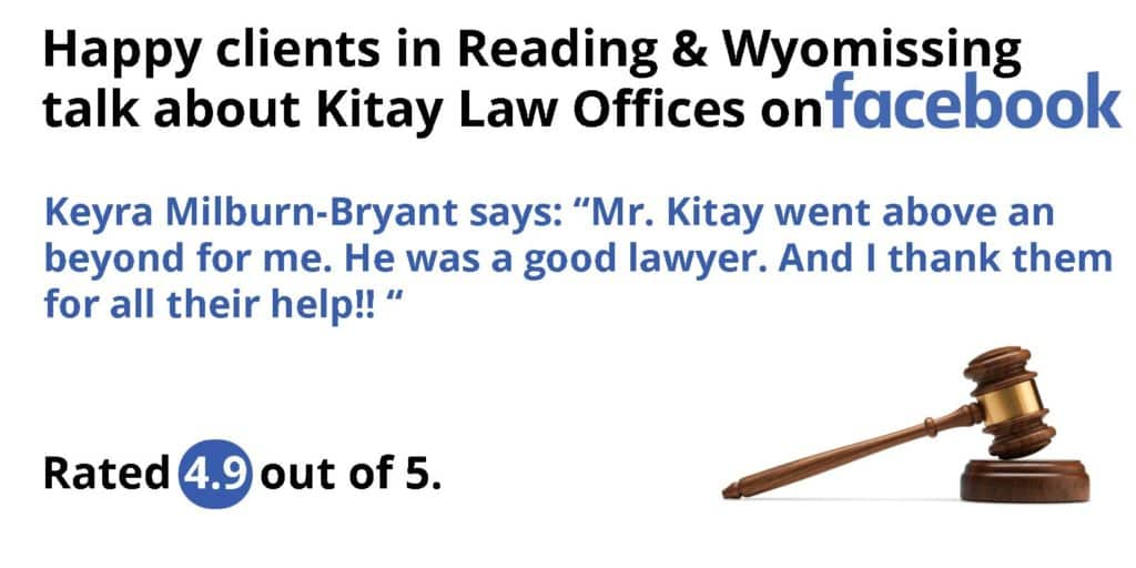 Reading DUI Lawyers Review - Kitay Law Offices