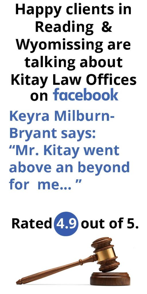 Reading DUI Lawyers Review - Kitay Law Offices (Reading)