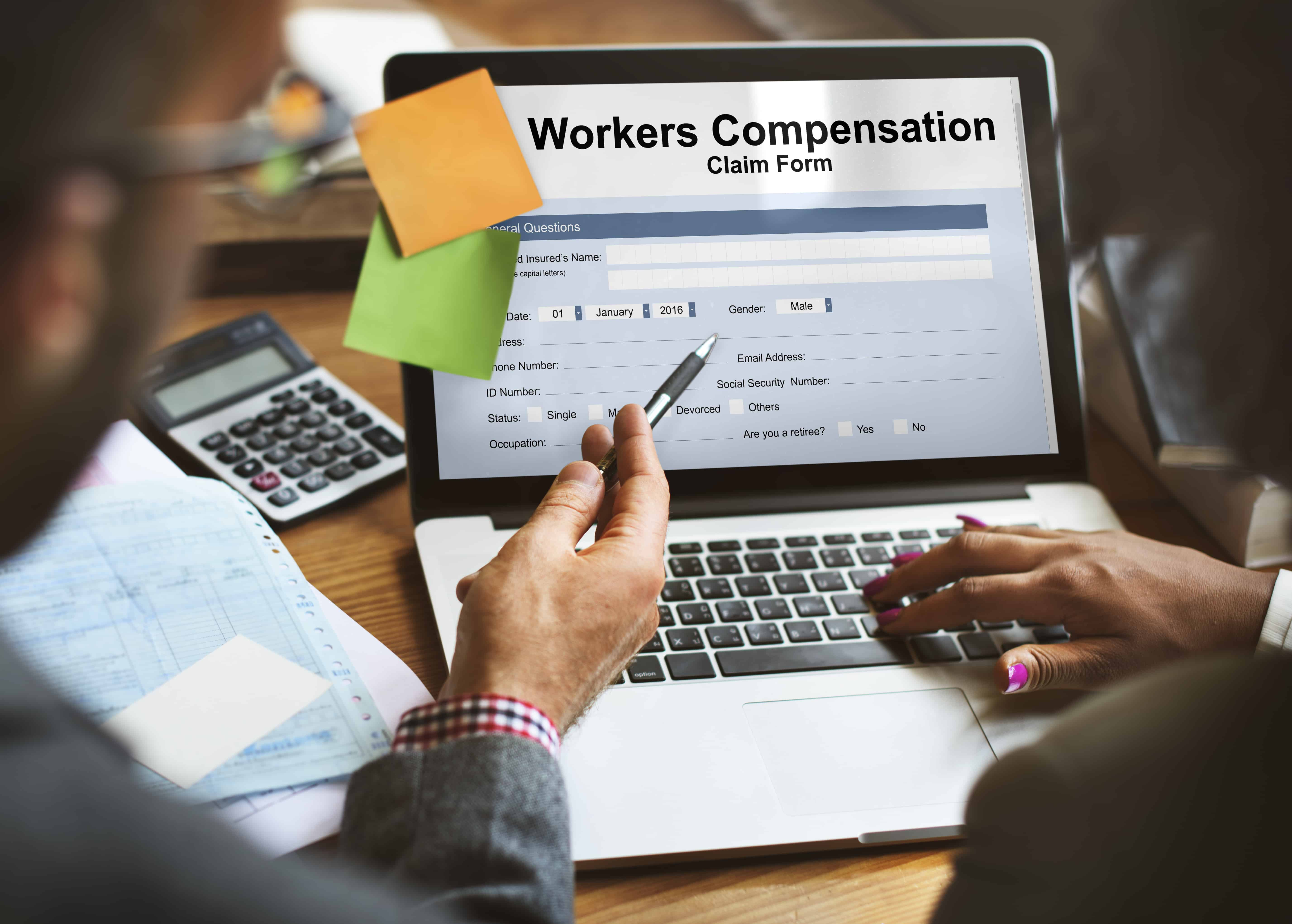 Pennsylvania Workers' Compensation Claims