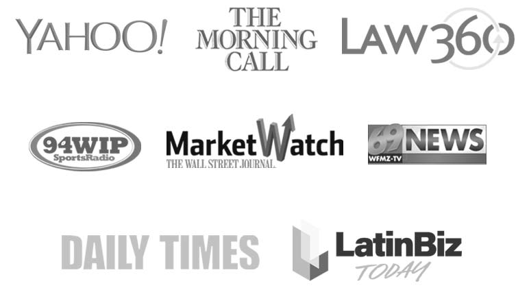 Kitay Law Offices Featured Media Logos
