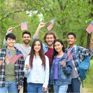 People seeking asylum in the United States